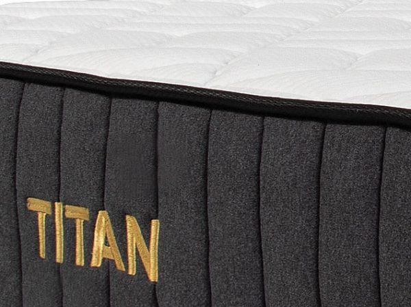 Titan Mattress Closeup