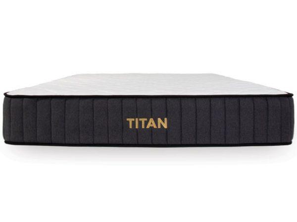 Titan Mattress Front Panel